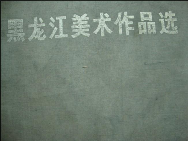 黑龙江美术作品选