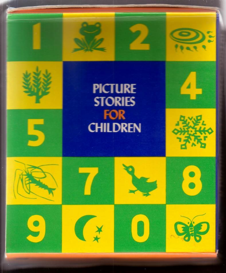 儿童图画故事(英文版盒装五全)
