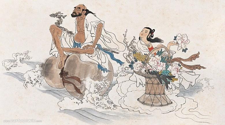 标题: 八仙过海