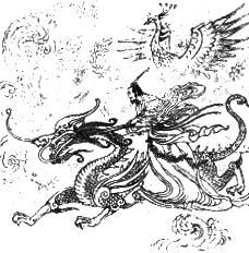 由绘制彩色连环画《王二小的故事》的著名; ——杨永青绘《绘图屈原图片